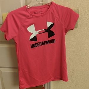 Under Armour Size YMD Like New